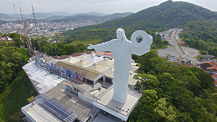 Cristo Luz - Cristo Luz - Balneário Camboriú - Santa Catarina
